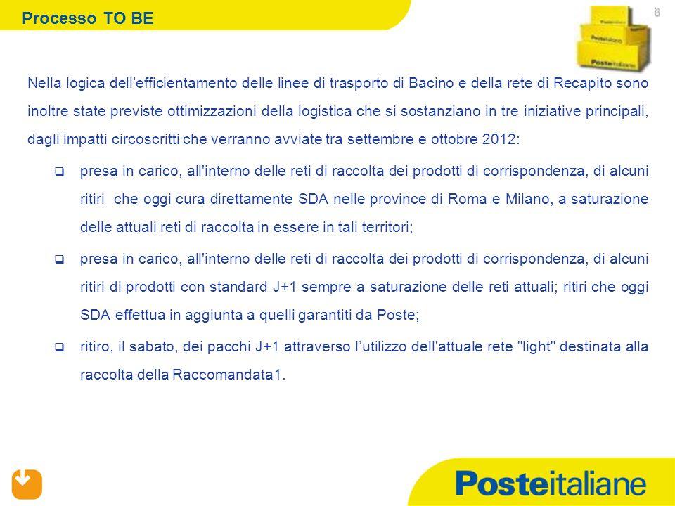 09/02/2014 5 Elenco delle province già individuate oggetto della internalizzazione di tutto il prodotto CRA proveniente dallextra-bacino.