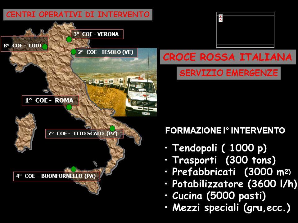 Rete radio di tipo isofrequenziale 1112 sedi 300 stazioni ripetitrice 6000 apparati radio Concessione nazionale articolata su 12 coppie di frequenze con i relativi ampliamenti