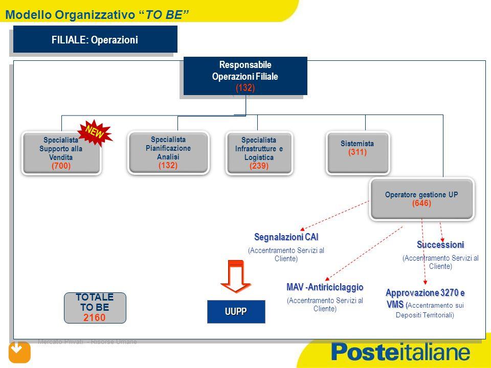 09/02/2014 Mercato Privati - Risorse Umane Sistemista (311) Sistemista (311) Specialista Infrastrutture e Logistica (239) Specialista Infrastrutture e