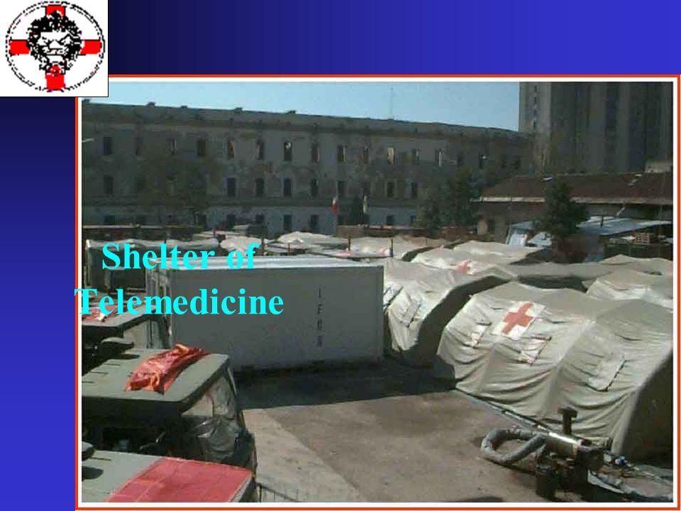 Shelter of Telemedicine