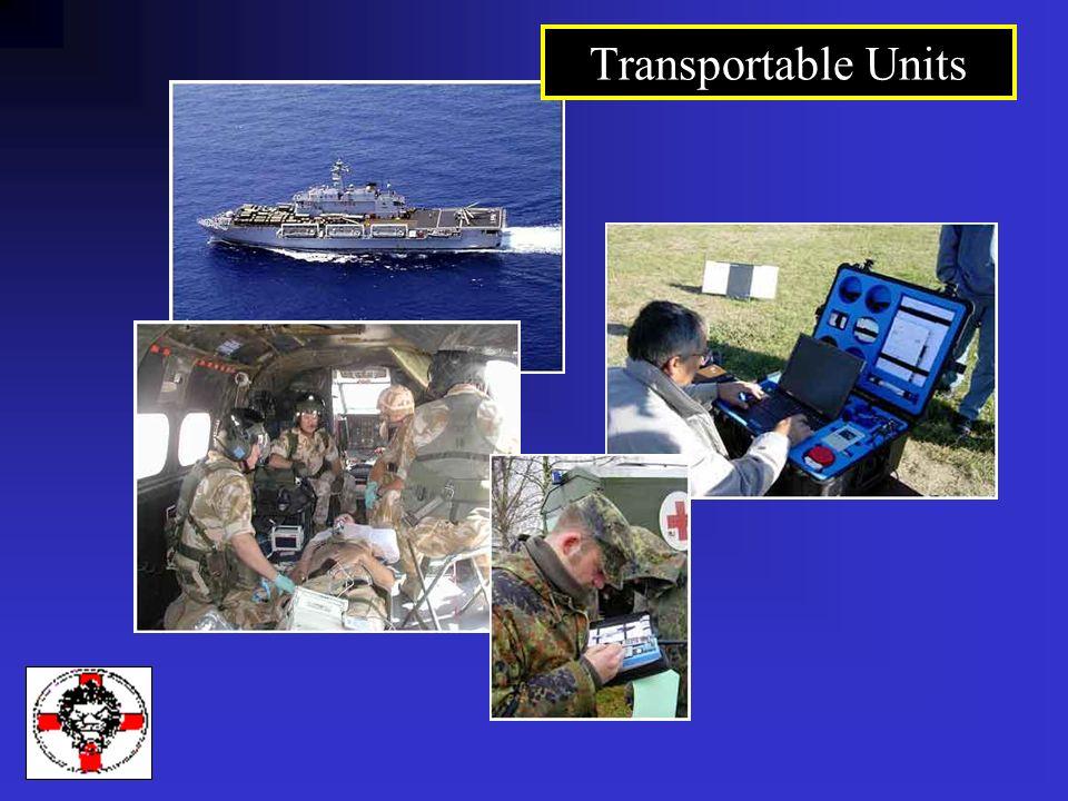 Transportable Units