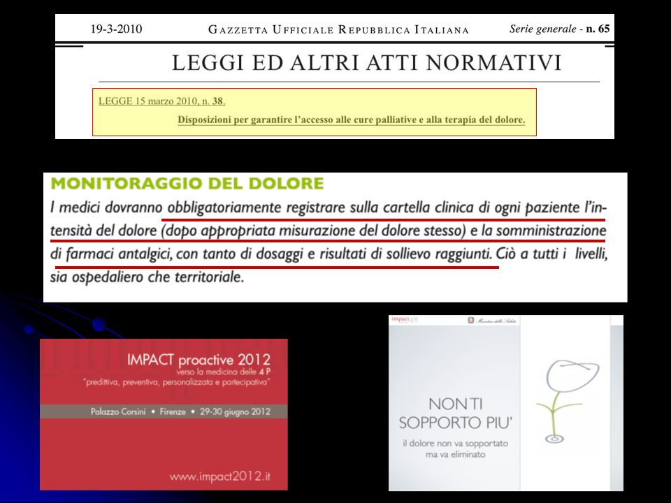 dolore e spasticità: possibili meccanismi Although the concurrence of pain and spasticity is well-known, Although the concurrence of pain and spasticity is well-known, the pathophysiological mechanisms are not.
