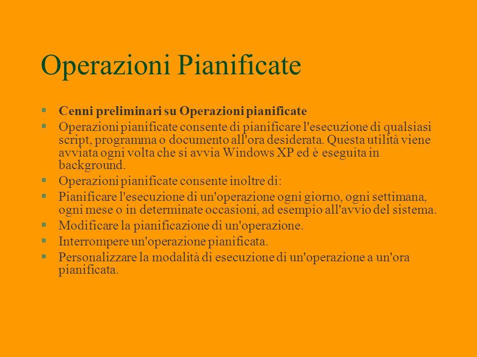 Microsoft System Information §Informazioni sul sistema