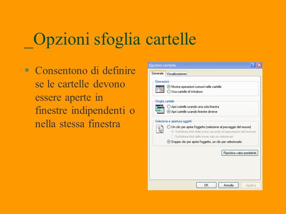 Opzioni file visualizzazione §Non spuntare : Nascondi le estensioni per tipi di file conosciuti