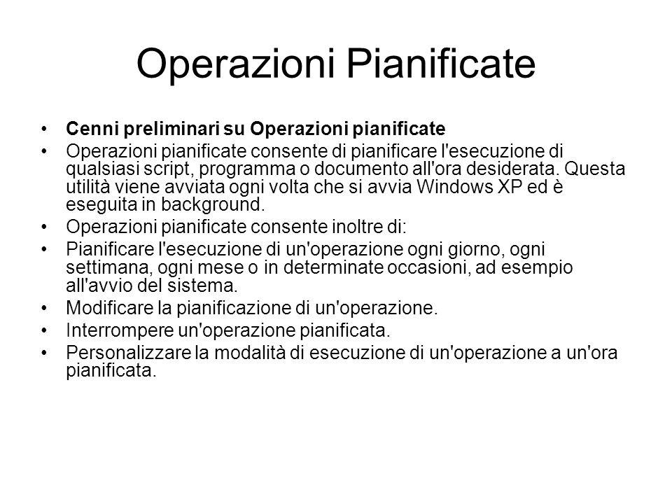 Microsoft System Information Informazioni sul sistema