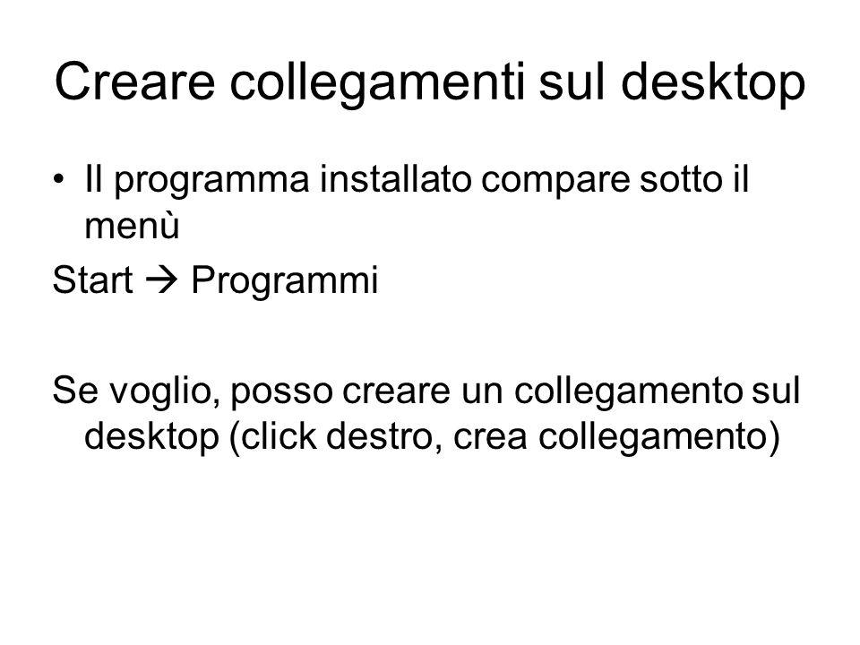 Verifica dei requisiti Ho il corretto sistema operativo? Ho la CPU minima richiesta? Ho sufficiente RAM? Ho spazio disco?