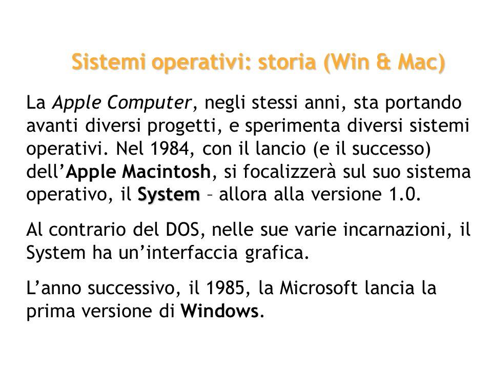 Nel 1980 Tim Patterson, della Seattle Computer Products, sviluppò un proprio sistema operativo basato sul CP/M. Impiegò due mesi, e lo battezzò QDOS (