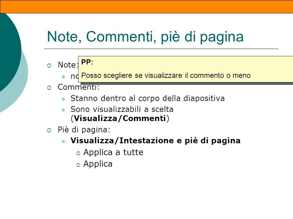 Transizioni tra diapositive Come per le animazioni degli oggetti è possible gestire le transizioni tra una diapositiva e laltra: Presentazione diaposi