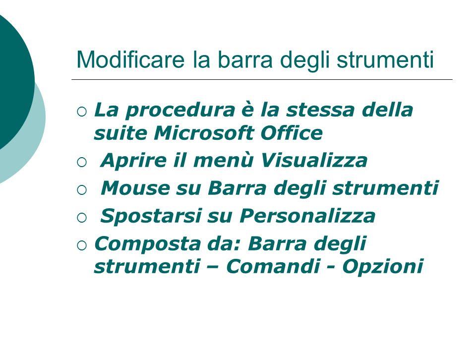 Presentazione diapositive Dal menu Presentazione : Visualizza presentazione clic su