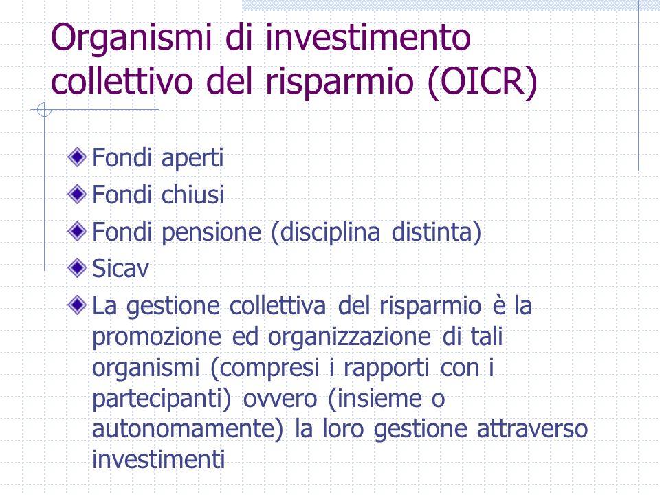 Strumenti del mercato monetario Strumenti normalmente negoziati nel mercato monetario, quali, ad esempio, i buoni del tesoro, i certificati di deposit