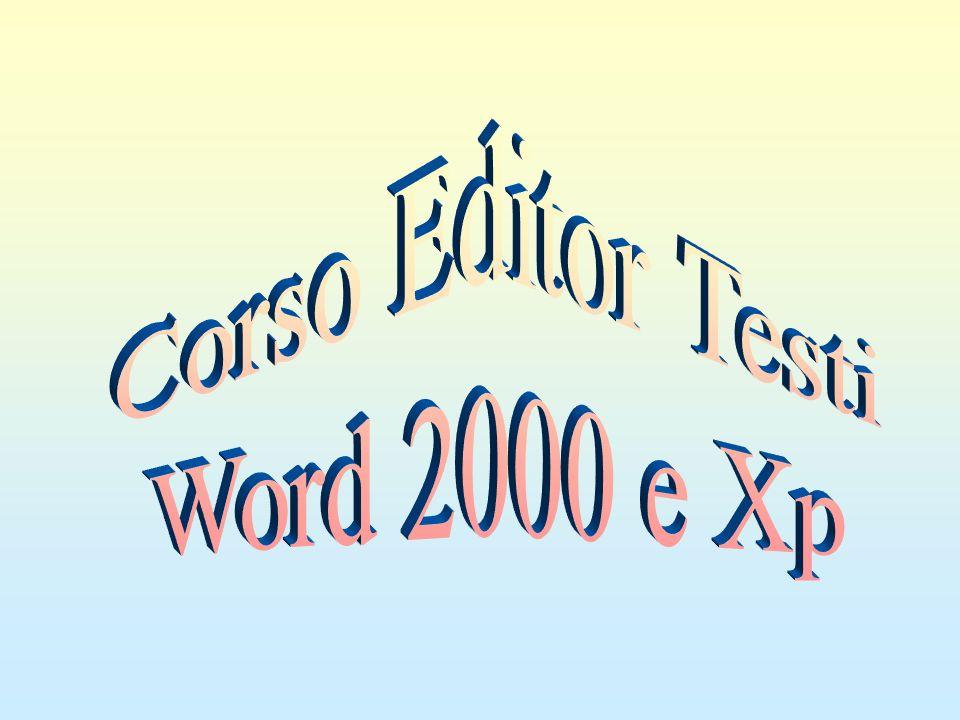 Per far tornare il testo in ununica colonna, quindi, non si utilizza il pulsante COLONNE, ma si devono eliminare i caratteri di fine sezione.