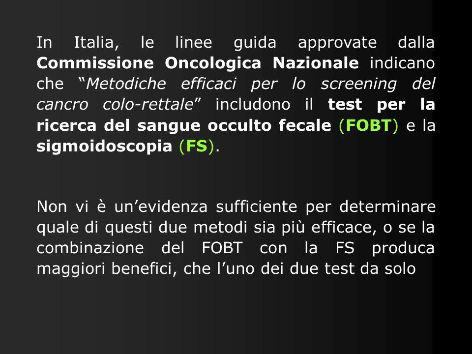 Programmi su scala regionale sono già attivi in Toscana, Veneto, Piemonte, Basilicata ed Emilia-Romagna.