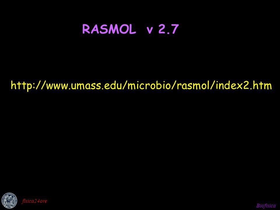 Biofisica fisica24ore 6. Controllo della qualità del modello