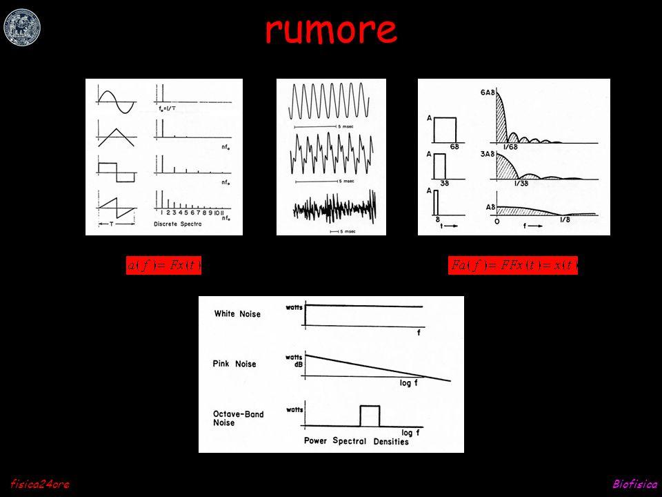 Biofisicafisica24ore suono con....quindi il sistema recettoriale deve essere capace di monitorare due variabili, a i ed f i intensitàtono