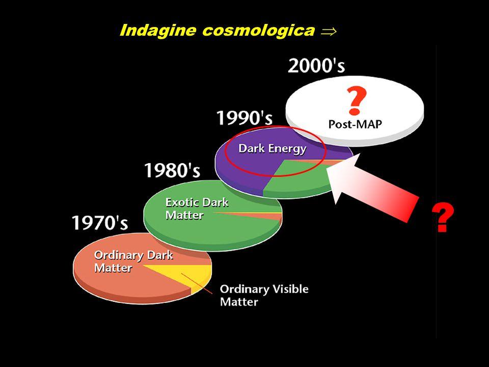 Indagine cosmologica ?
