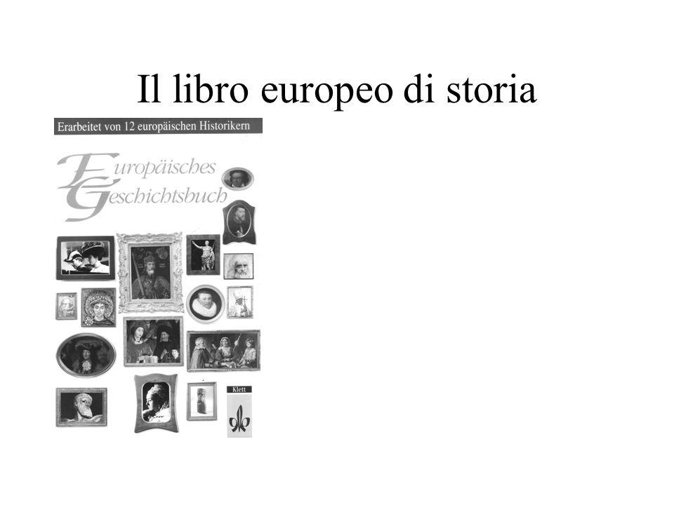 Il libro europeo di storia