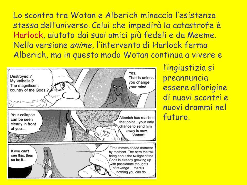 Lo scontro tra Wotan e Alberich minaccia lesistenza stessa delluniverso.