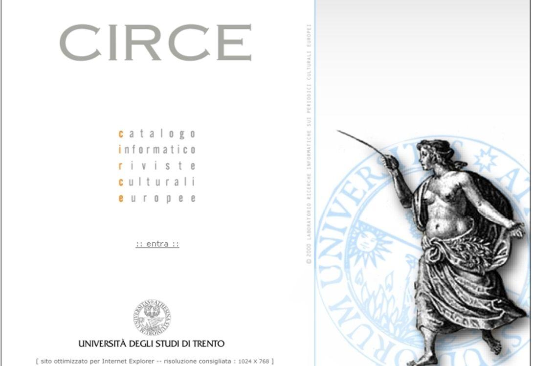 15-16 Novembre 2007 Collezioni digitali di periodici in Italia e in Europa: standard, applicazioni, valutazioni, prospettive 14