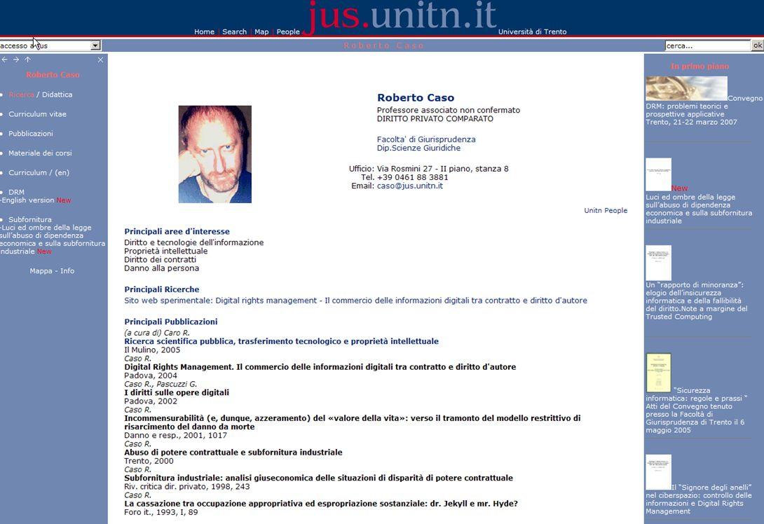 15-16 Novembre 2007 Collezioni digitali di periodici in Italia e in Europa: standard, applicazioni, valutazioni, prospettive 24