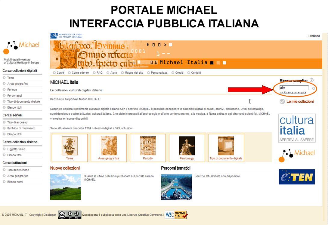 15-16 Novembre 2007 Collezioni digitali di periodici in Italia e in Europa: standard, applicazioni, valutazioni, prospettive 7