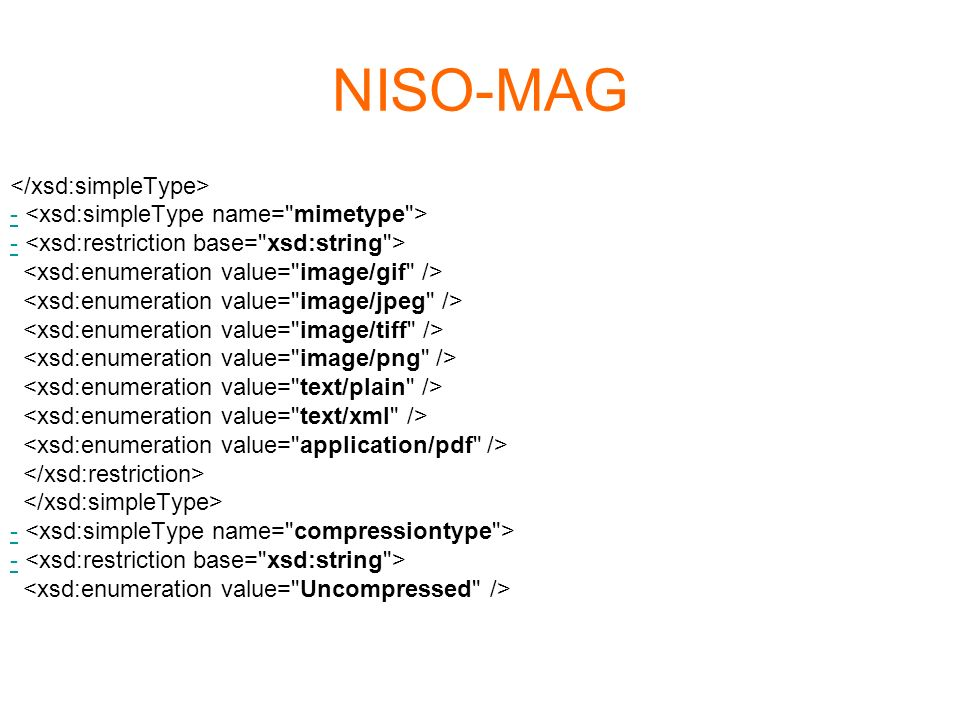 NISO-MAG - -