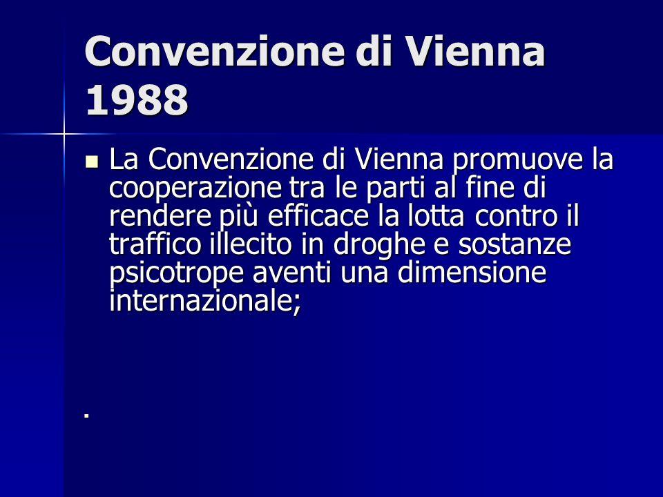 lAzione comune 98/699/GAI del 1998 98/699/GAI sul riciclaggio di denaro e l individuazione, il rintracciamento, il congelamento o il sequestro e la confisca degli strumenti e dei proventi di reato, con lobiettivo di potenziare la lotta contro la criminalità organizzata, in complementarietà con quanto già predisposto dal Consiglio dEuropa con la Convenzione di Strasburgo del 1990 n.