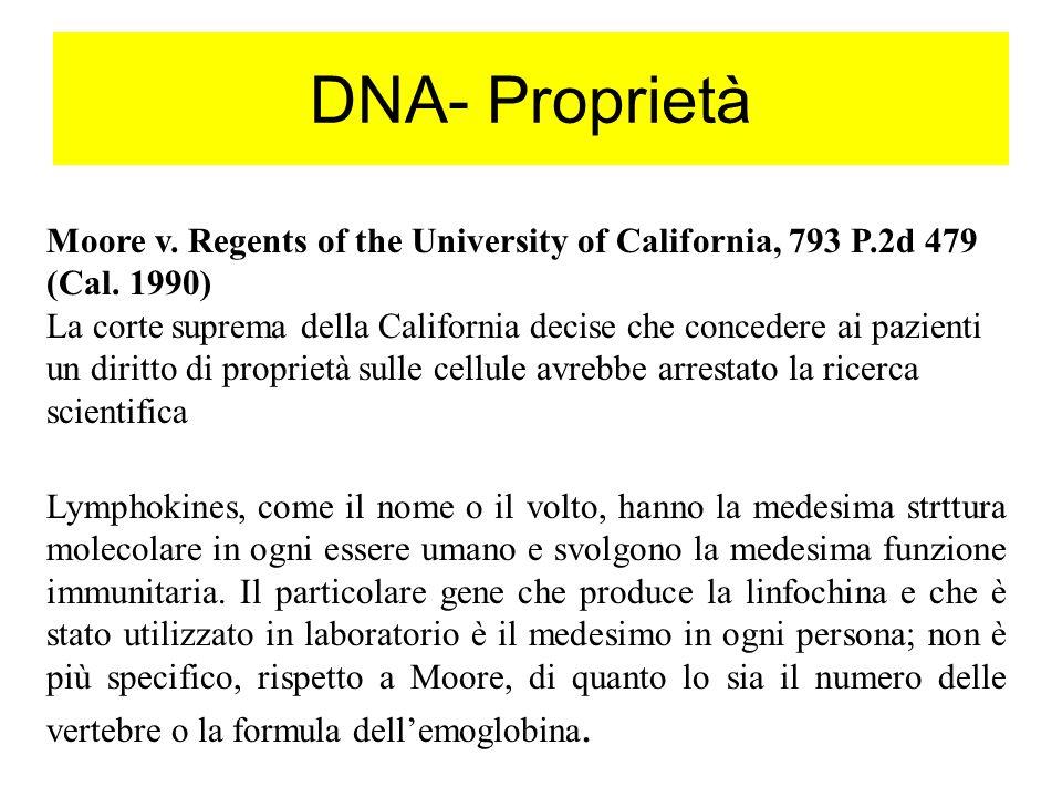 DNA- Proprietà Lymphokines, come il nome o il volto, hanno la medesima strttura molecolare in ogni essere umano e svolgono la medesima funzione immuni