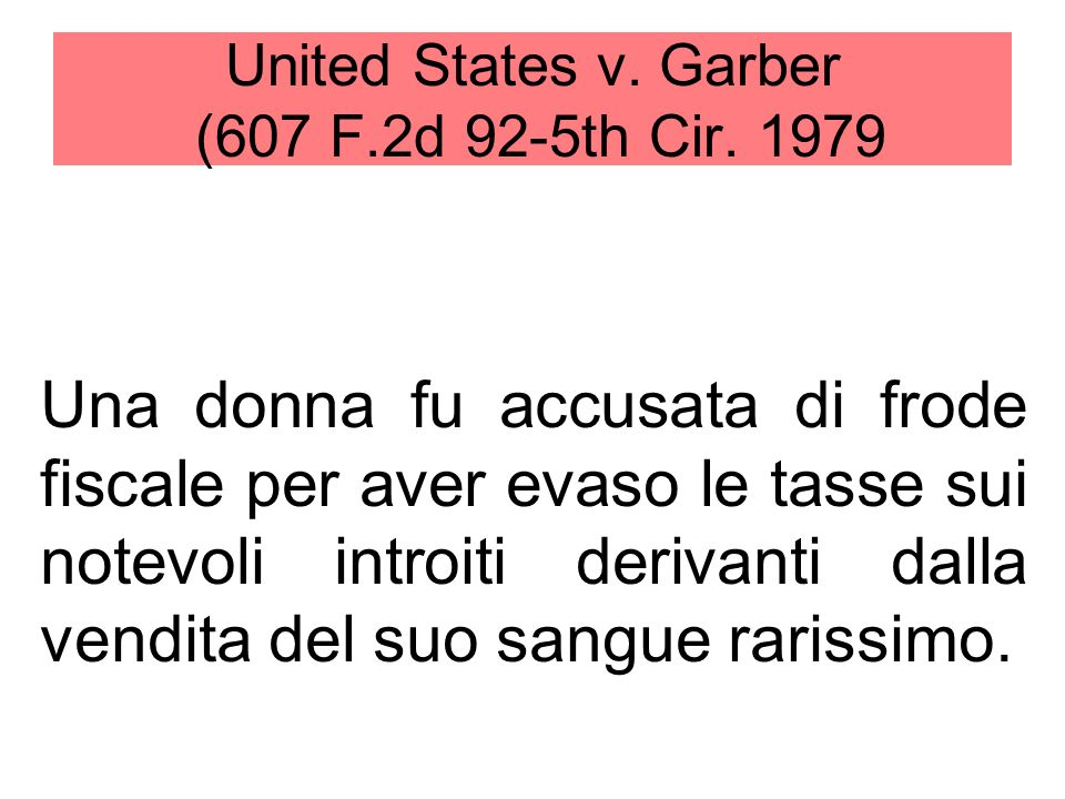 United States v.Garber (607 F.2d 92-5th Cir.