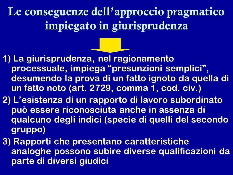 La prevalenza dellelemento sostanziale su quello formale, costituito dalla volontà dei contraenti La regola fondamentale in materia di interpretazione del contratto: lart.