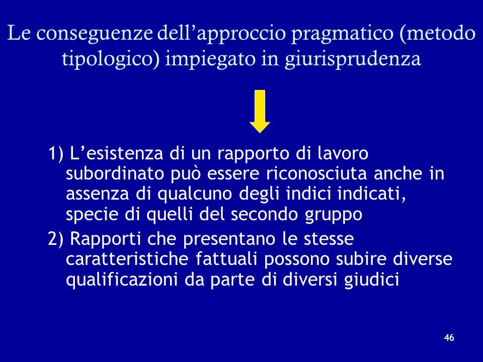 Distinzione con il rapporto di agenzia (trib. Milano 3.03.2010 L'elemento distintivo tra il rapporto di agenzia e il rapporto di lavoro subordinato va