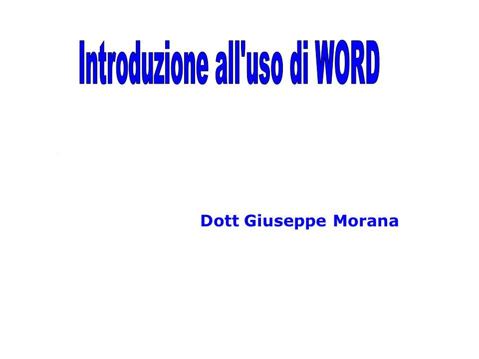 . Dott Giuseppe Morana
