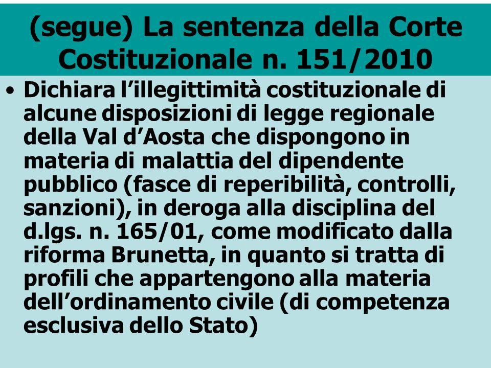 (segue) La sentenza della Corte Costituzionale n.