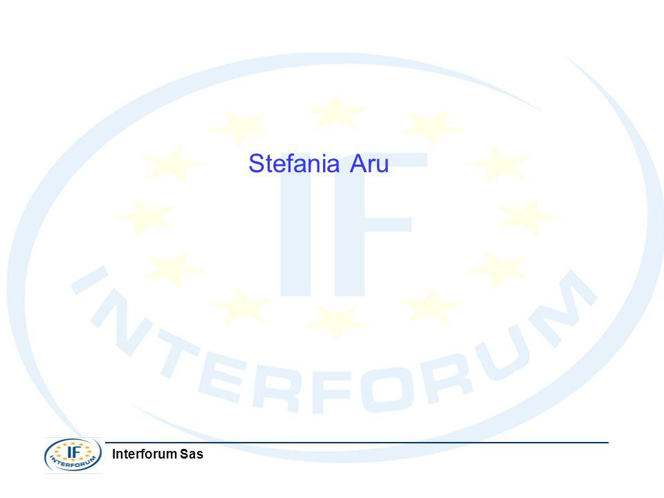 Interforum Sas Stefania Aru