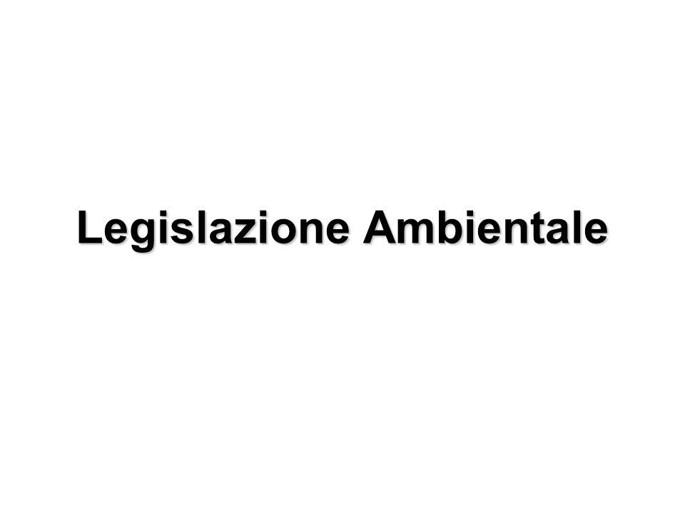 Legge quadro sulla protezione dalle esposizioni a campi elettrici, magnetici ed elettromagnetici n.36 22 Febbraio 2001 Protocollo sulla biosicurezza