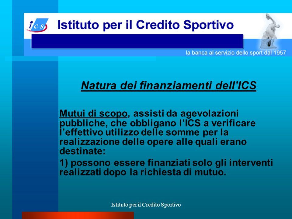 Istituto per il Credito Sportivo Uffici di Rappresentanza Milano, area di riferimento: Lombardia, Piemonte, Liguria, Valle d Aosta, Veneto, Friuli V.G., Trentino Alto Adige.