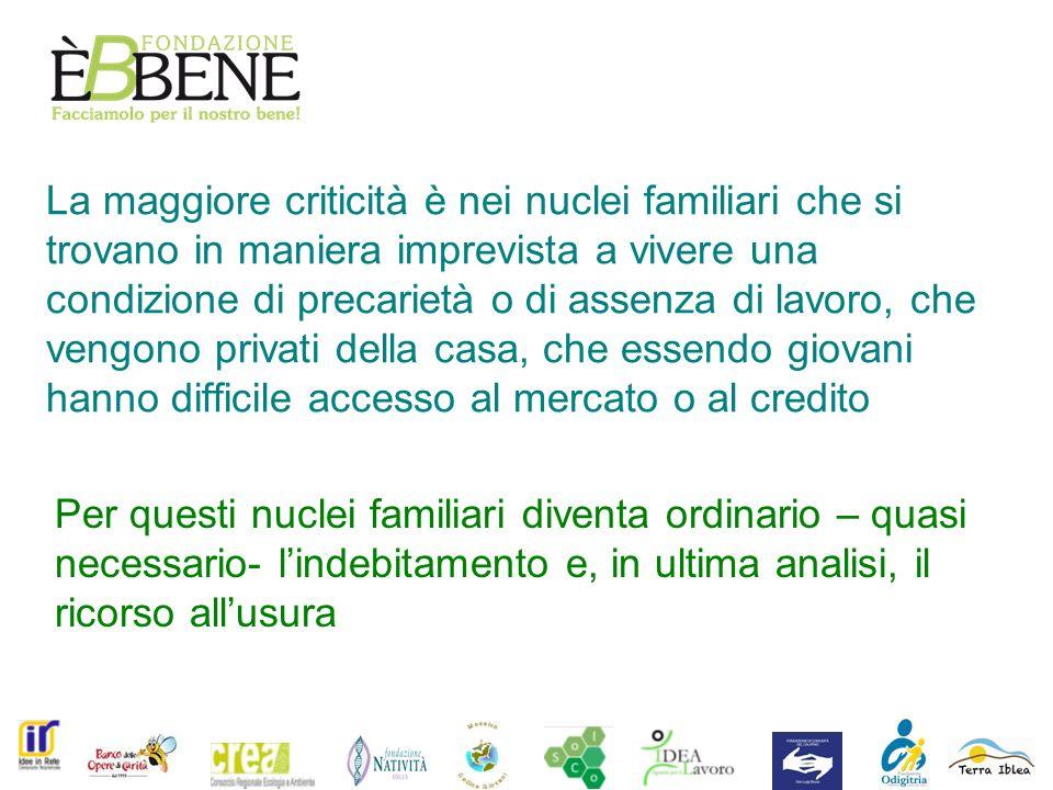 INIZIATIVE DI MICROCREDITO D iniziativa regionale è anche la costituzione del Fondo Etico della Regione Siciliana previsto dallart.