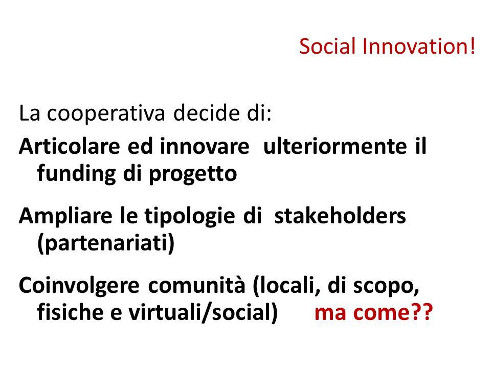 Social Innovation.
