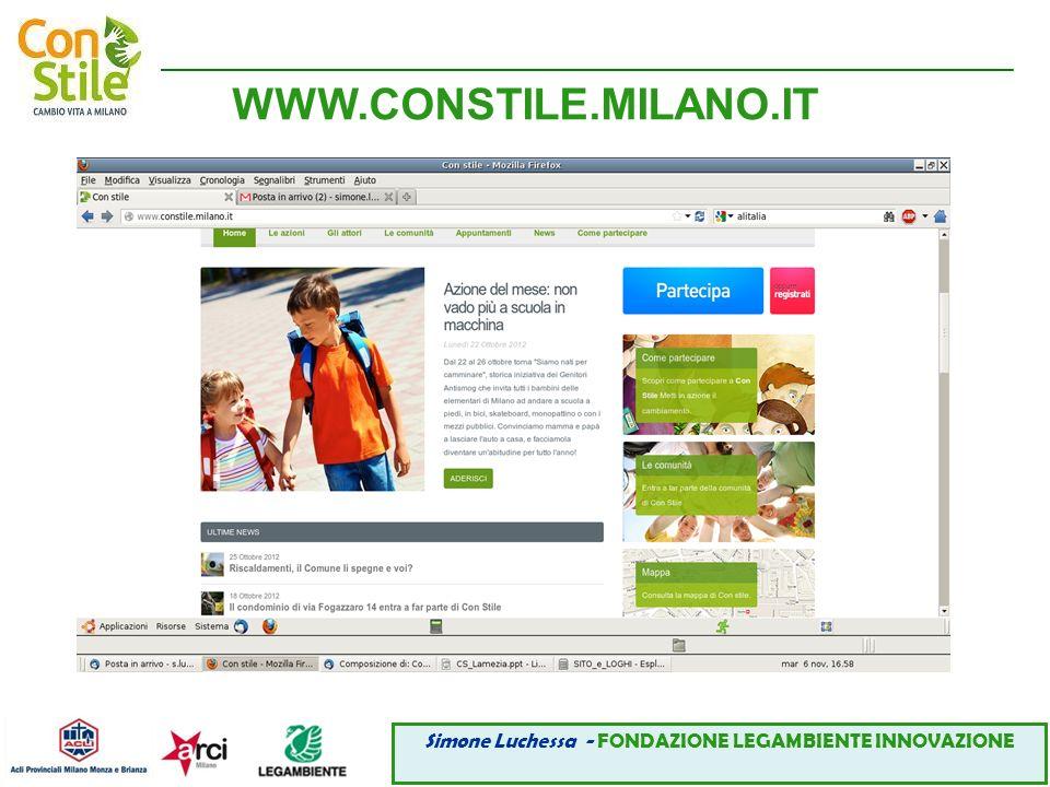 WWW.CONSTILE.MILANO.IT