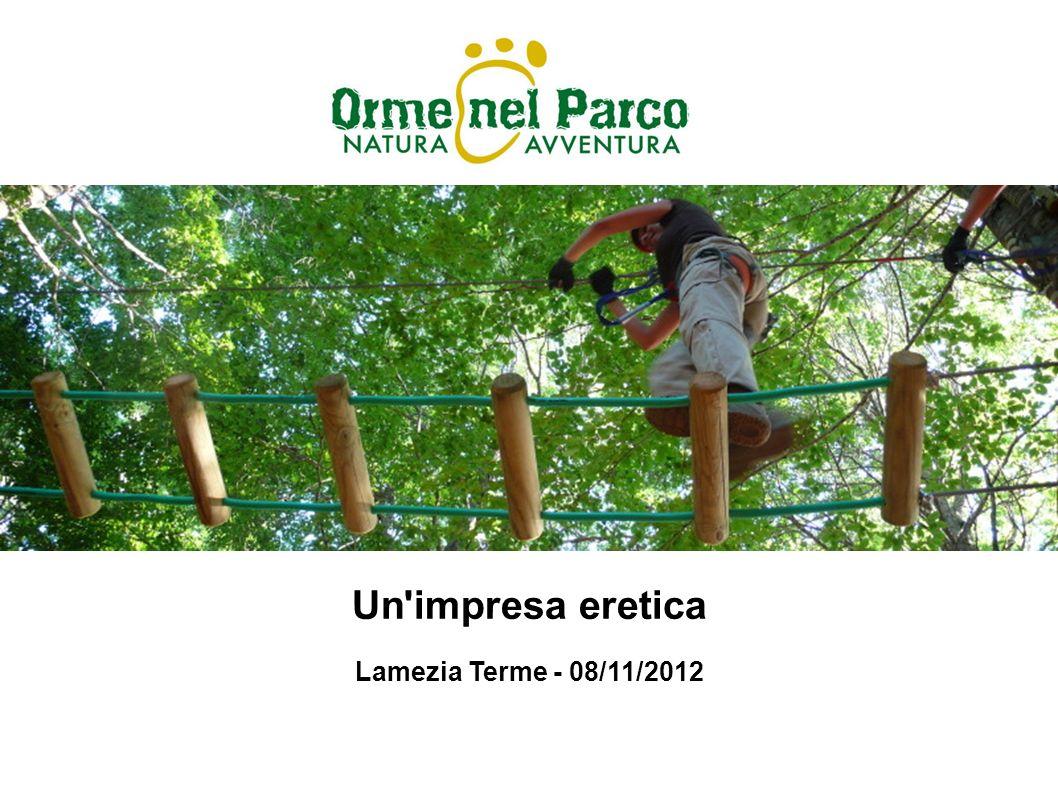 Un impresa eretica Lamezia Terme - 08/11/2012
