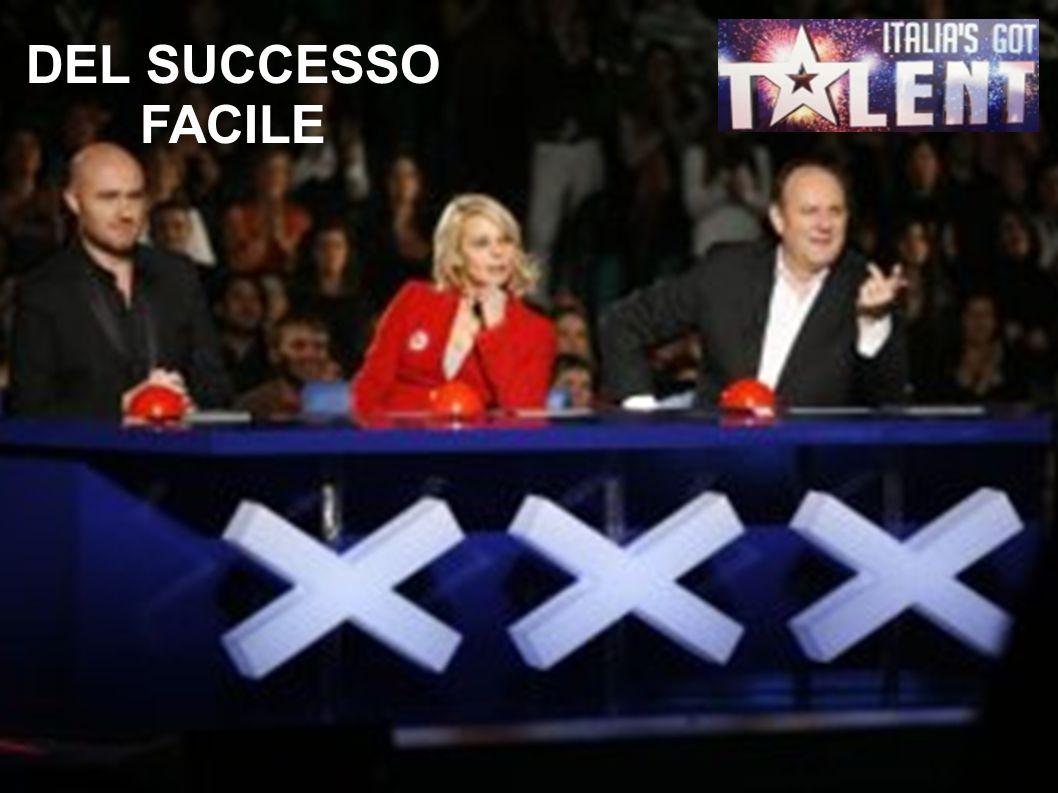 DEL SUCCESSO FACILE