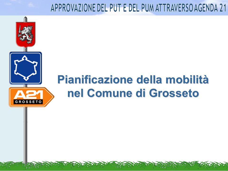 Pianificazione della mobilità nel Comune di Grosseto