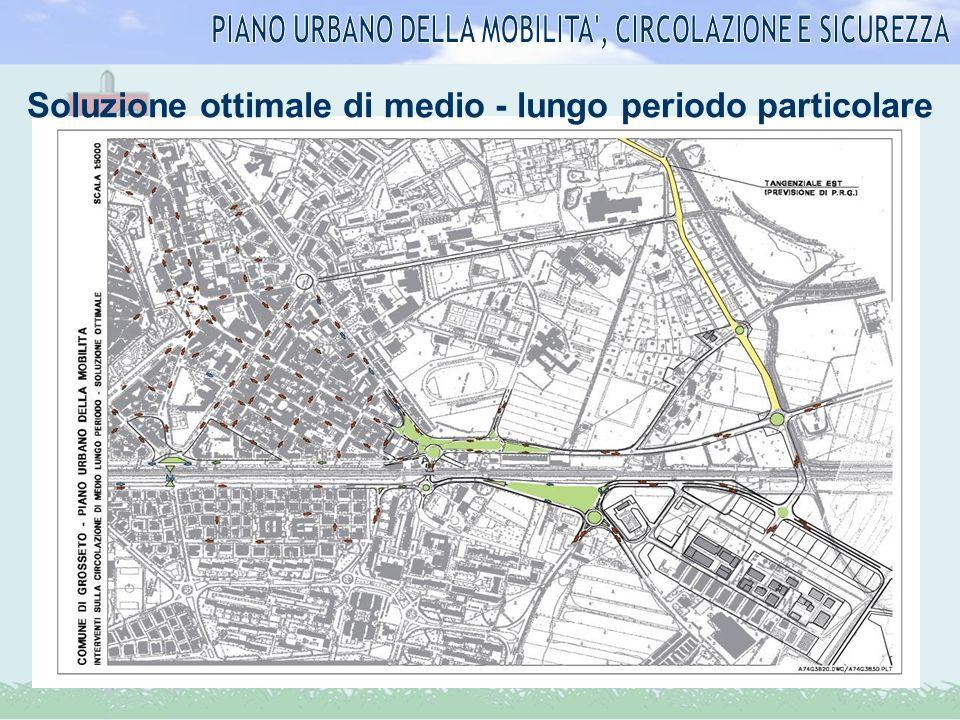 [ Gruppo Tematico B ] Circolazione e Sicurezza :: Piano Urbano della Mobilità (P.U.M.) ::