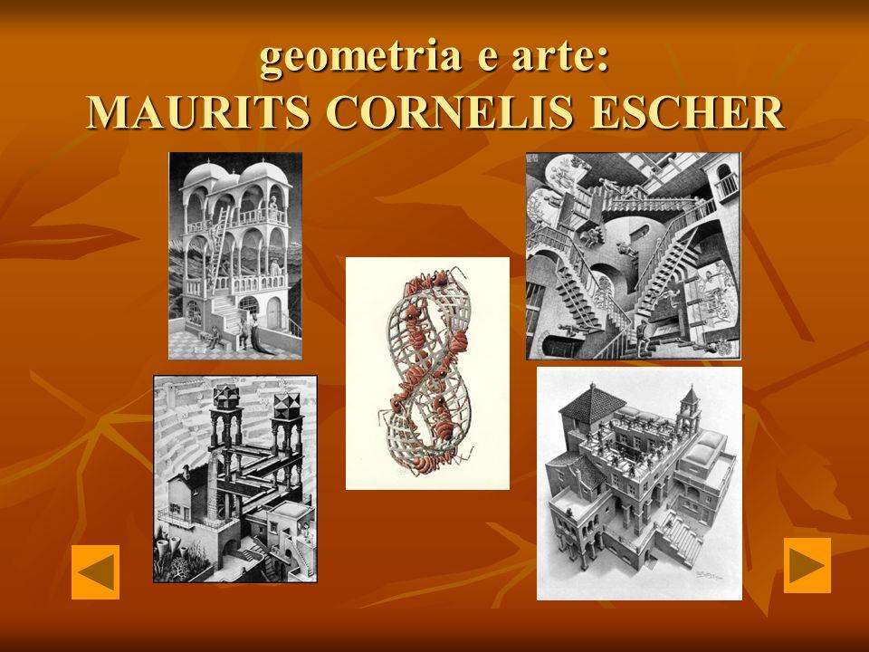 geometria e arte: MAURITS CORNELIS ESCHER
