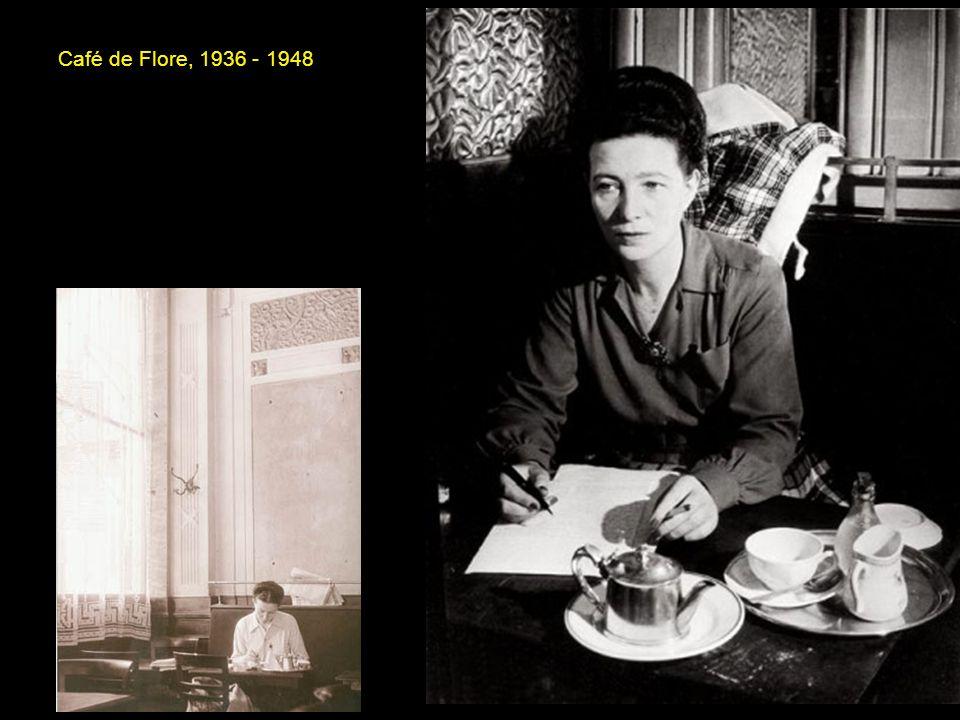 Café de Flore, 1936 - 1948