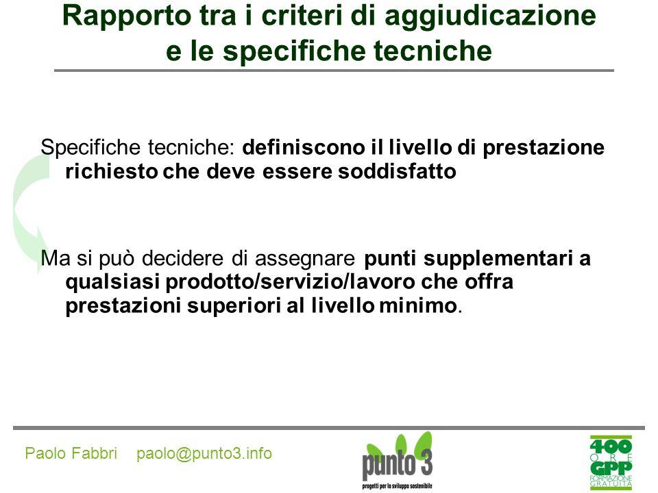 Paolo Fabbri paolo@punto3.info 5.