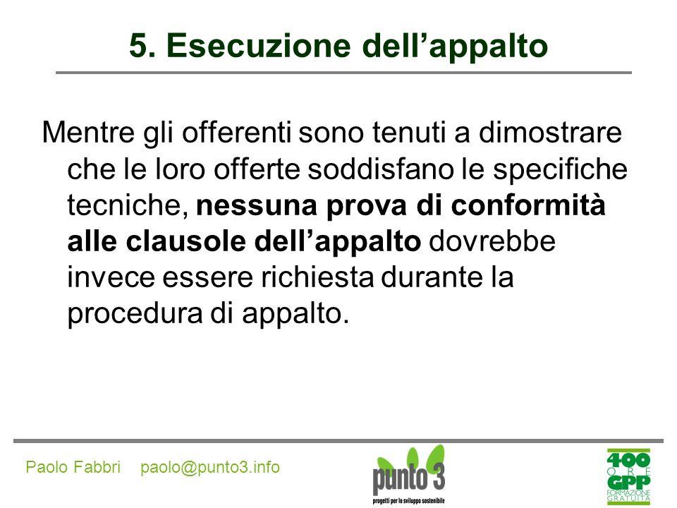 Paolo Fabbri paolo@punto3.info Ricapitolando 1.