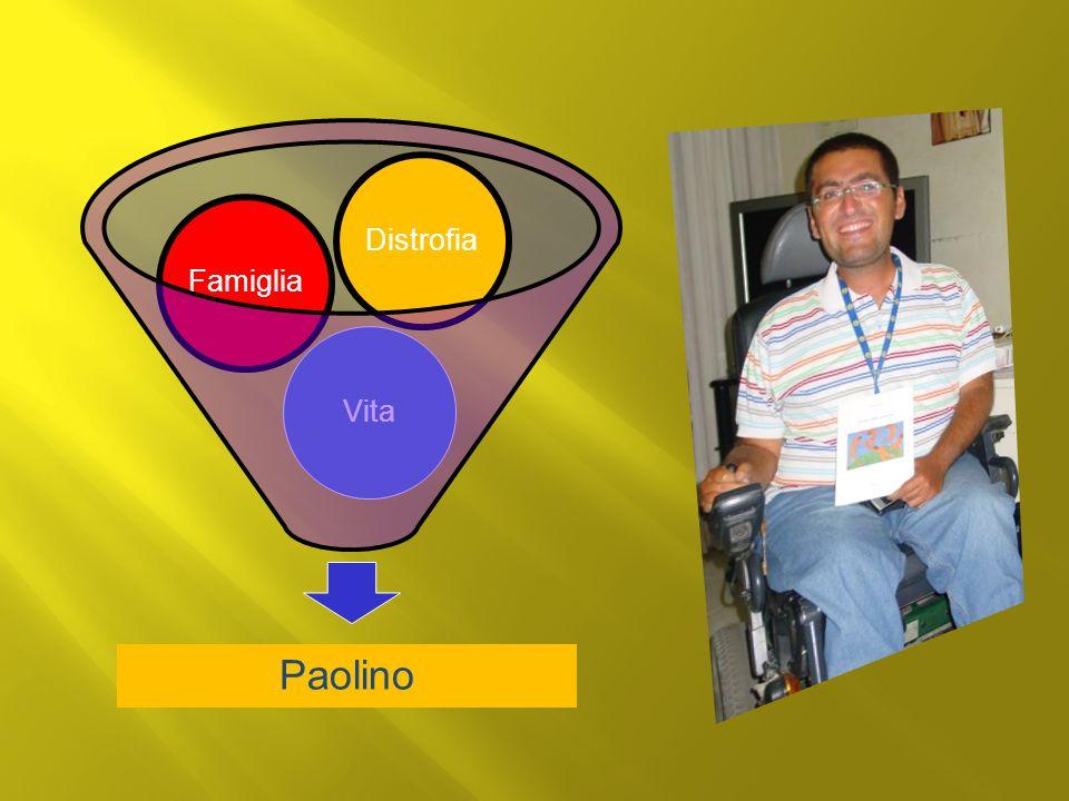 Paolino VitaFamigliaDistrofia