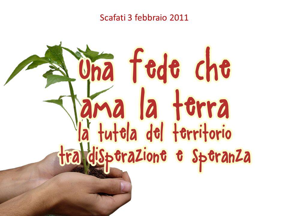 Una fede che ama la terra Scafati 3 febbraio 2011 Banco Alimentare Comunione e Liberazione