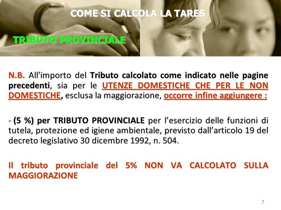 - VISITARE IL SITO WEB : http://servizi.cmcatrianerone.pu.it/canale.asp?id=558 - CONTATTARE UFFICIO TRIBUTI COMUNALE (RECAPITI http://servizi.cmcatrianerone.pu.it/canale.asp?id=629 - TARES - INFORMATIVA 2013 (RECAPITI http://servizi.cmcatrianerone.pu.it/canale.asp?id=629 - TARES - INFORMATIVA 2013 ) http://servizi.cmcatrianerone.pu.it/canale.asp?id=629TARES - INFORMATIVA 2013 http://servizi.cmcatrianerone.pu.it/canale.asp?id=629TARES - INFORMATIVA 2013oppure - CONTATTARE IL GESTORE DEL TRIBUTO E SERVIZIO RIFIUTI (NATURAMBIENTE/MARCHE MULTISERVIZI) Telefono0721 790091 (NATURAMBIENTE SRL) 0721 6991 (centralino Marche Multiservizi - via dei Canonici 144, 61122 Pesaro (PU) Mailinfo@gruppomarchemultiservizi.it info@gruppomarchemultiservizi.it Fax0721 699300 18 PER ULTERIORI INFORMAZIONI