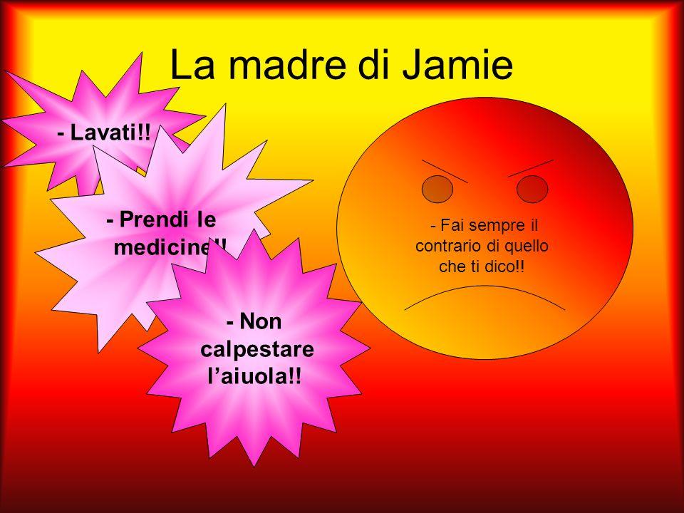 La mamma La madre di Jamie è una donna petulante e fissata con lordine e la pulizia…